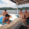 Eco Divers Lembeh Resort Liveaboard Sundeck