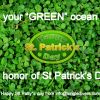 SD St Patty Poster GREEN IDEAS