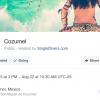 Cozumel FB Event
